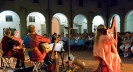 2008 Concerto medievale nel Chiostro delle Benedettine a Fano (1)