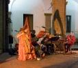 2008 Concerto medievale nel Chiostro delle Benedettine a Fano (2)