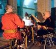 2008 Concerto medievale nel Chiostro delle Benedettine a Fano (5)