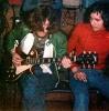 1974 Enzo Vecchiarelli con Steve Winwood